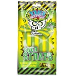 Brain Blasters Sour Straps Apple 150g
