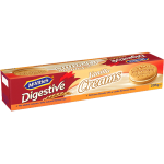 McVities Vanilla Creams Filled Biscuits 200g