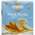 Bakers World Milk Rusk 200g