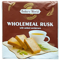 Bakers World Wholemeal Rusk 200g