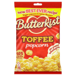 Butterkist Toffee Popcorn 160g