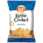 Lays Kettle Cooked Original 184g