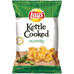 Lays Kettle Cooked Jalapeno 184g