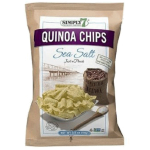 Simply 7 Quinoa Sea Salt Chips 99g