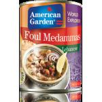 American Garden Foul Medammas Lebanese Style 400g