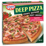 Dr. Oetker Deep Pizza Super Supreme 405g