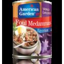 American Garden Foul Medammas Egyptian Style 400g
