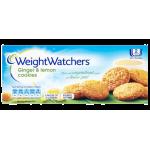 Weight Watchers Ginger & Lemon Cookies 114g