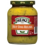Heinz Hot Dog Relish 269ml