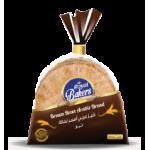 Royal Bakers Arabic Bread Brown Small