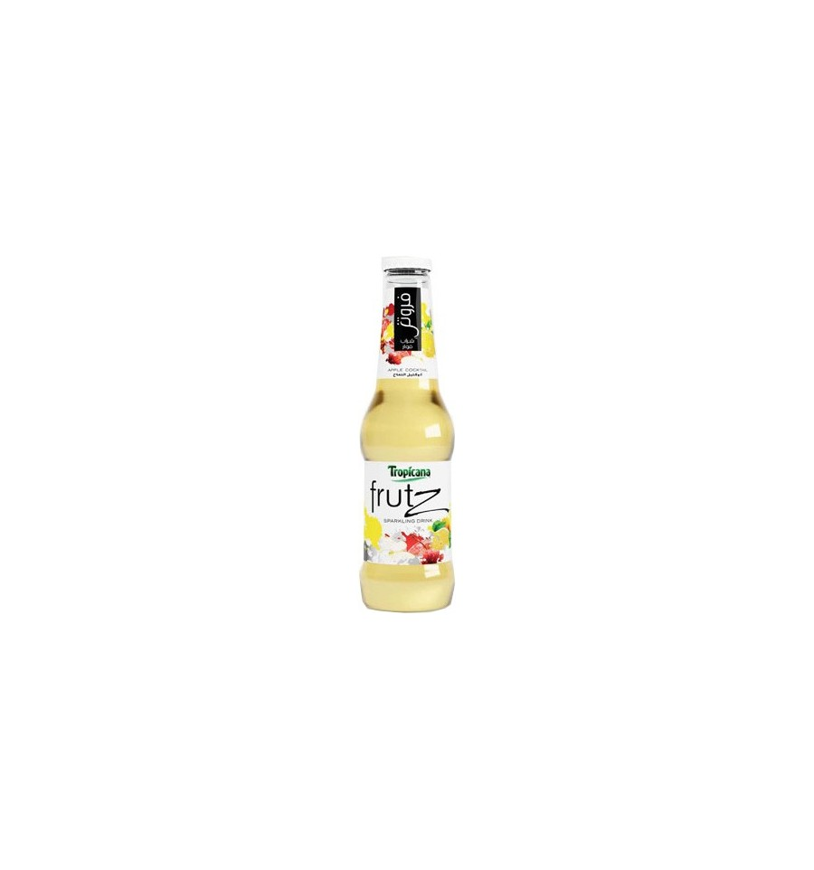 Tropicana Sparkling Apple Cocktail 300ml - SuperMart.ae