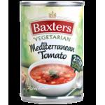 Baxters Vegetarian Mediterranean Tomato Soup 400g
