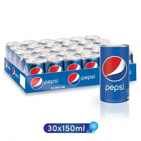 Pepsi Regular Mini Cans 30 x150ml