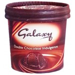 Galaxy Double Chocolate Indulgence Ice Cream Cup 100ml