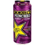 Rockstar Punched Energy Drink Tropical Guava Flavour 500ml