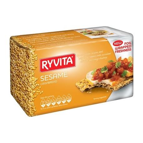 Ryvita Sesame Crispbread 250g