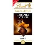 Lindt Excellence Caramel Intense Dark 100g