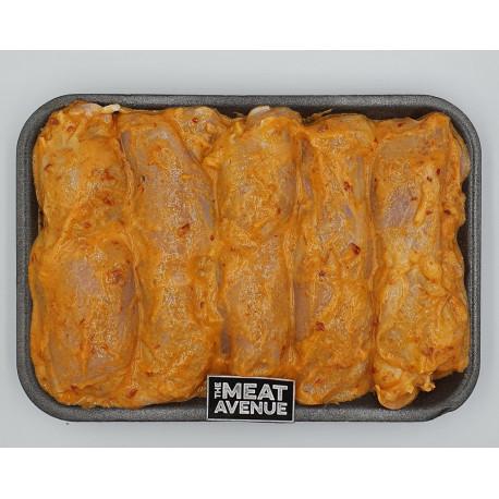 Chicken Legs Boneless Marinated 500 gm