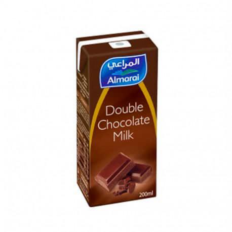 Almarai Double Chocolate Milk 200ml