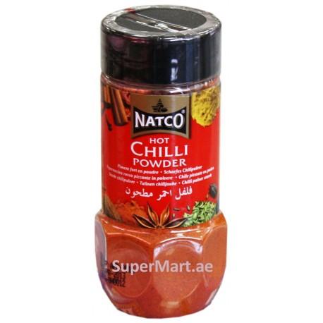 Natco Hot Chilli Powder 100g