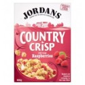 Jordans Country Crisp Raspberry 500g