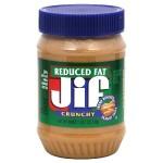 Jif Extra Crunchy Peanut Butter 454g