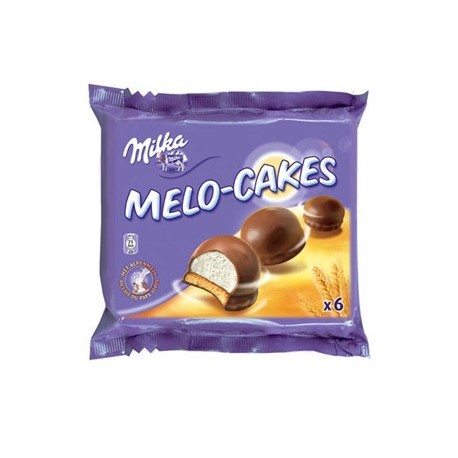 Milka Melo-Cakes x6 100g