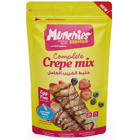 Munchies House Crepe Mix 454G