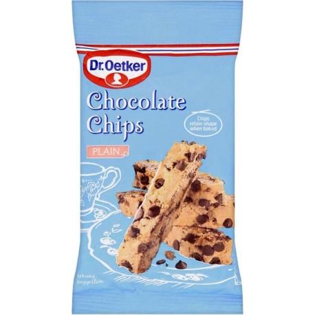 Dr. Oetker Chocolate Chips Plain 100g