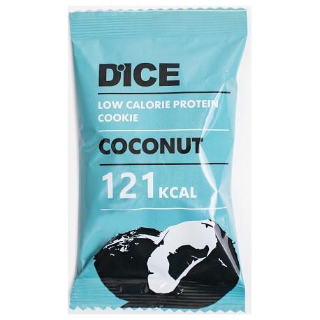 Dice Protein Cookies Coconut 40G
