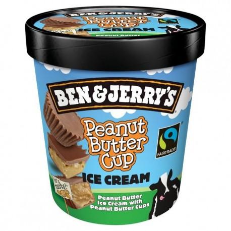 Ben & Jerry's Peanut Butter Cup...
