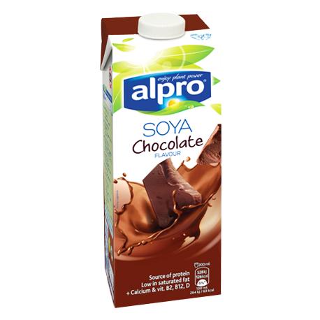 Alpro Soya Chocolate Soya Flavour Drink 1L