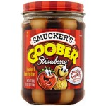 Smucker's Goober Strawberry Peanut Butter 340g
