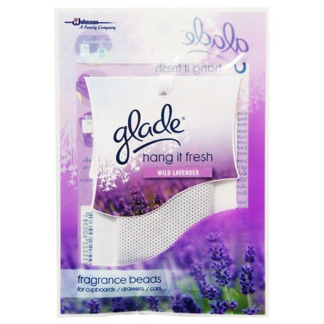 Glade Hang It Fresh Cupboard Drawer Fragrance Beads Lavender