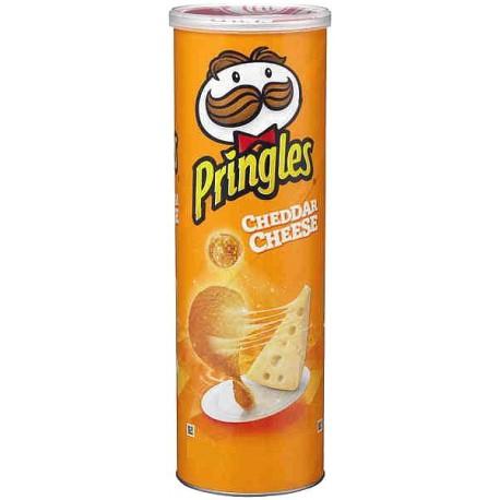 Pringles Cheddar Cheese 165g
