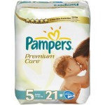 Pampers Premium Care 5 Junior 11-18kg 20 Diapers
