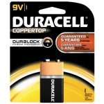 Duracell 9V Duralock Battery