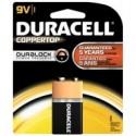 Duracell 9V Duralock Battery