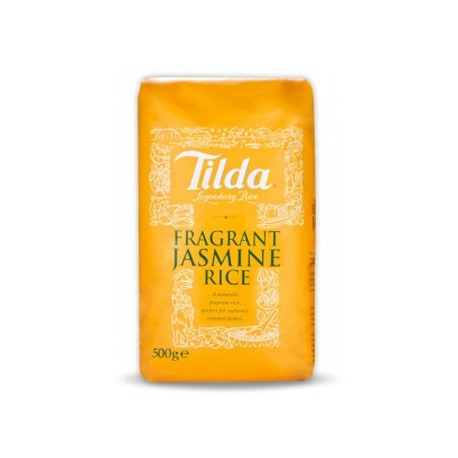 Tilda Fragrant Jasmine Rice 500g