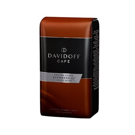 Davidoff Cafe 57 Espresso Dark Roast Whole Beans 500g