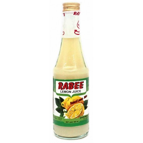 Rabee Lemon Juice 430ml