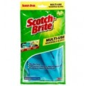 Scotch Brite Heavy Duty Gloves Medium 2 Pairs