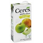 Ceres Cloudy Apple & Pear Juice 1L