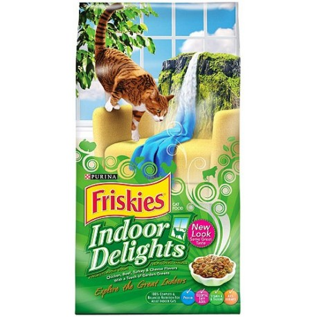Purina Friskies Indoor Delights 459g