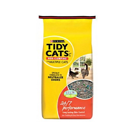 Purina Tidy Cats Non-Clumping 4.54kg.