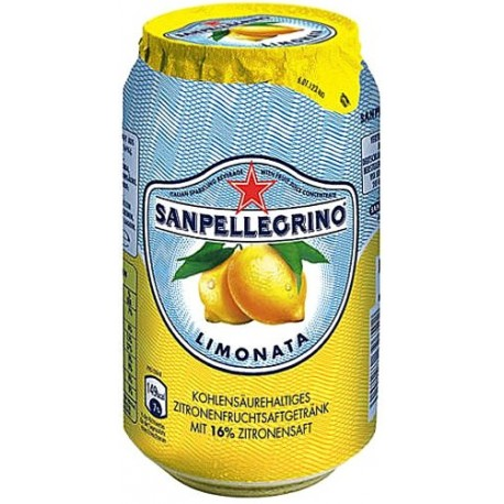 San Pellegrino Limonata 330ml