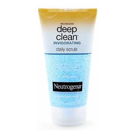 Neutrogena Deep Clean Invigorating Daily Scrub 150ml