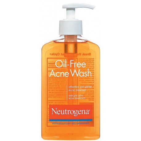 Neutrogena Oil-Free Acne Wash 177ml