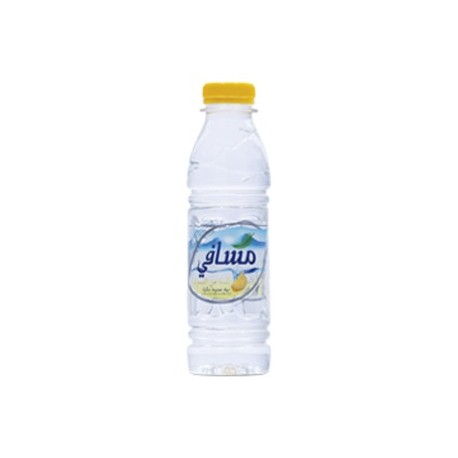 Masafi Touch of Lemon Flavoured Mineral Water 500ml