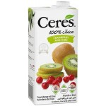 Ceres Cranberry & Kiwi Juice 1L